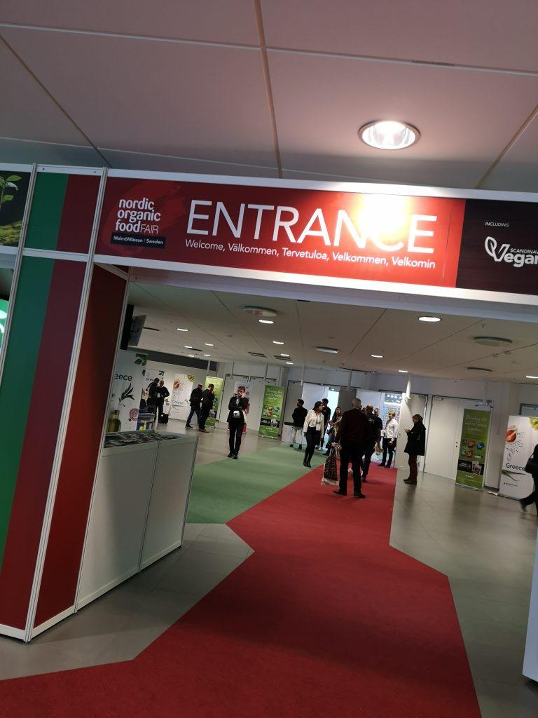 Bæredygtighed i fokus på Nordic Organic Food Fair i Malmø